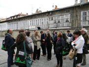 Μετά τις εργασίες της Γ.Σ. ακολούθησε ξενάγηση από αρχαιολόγο στην παλιά πόλη της Vitoria-Gasteiz