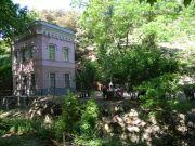 Το Kέντρο Ενημέρωσης Επισκεπτών στο φράγμα της Vallvidrera στο Πάρκο της Collserola