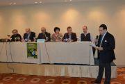 Ο Αντιπρόεδρος του Δ.Σ. της ΦΕΑ κ. Γεώργιος Μελάς απευθύνει χαιρετισμό εκ μέρους της Φιλοδασικής.