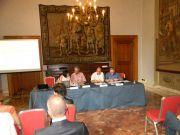 Ο νέος Πρόεδρος της FEDENATUR Agostino Agostinelli (τρίτος από δεξιά)