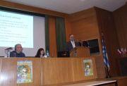 Ο ερευνητής Δρ Γ.Ξανθόπουλος έκρουσε τον κώδωνα του κινδύνου από τις δασικές πυρκαγιές και επεσήμανε την ανάγκη της πρόληψής τους