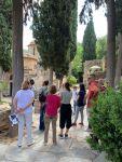 Μικρή ξενάγηση στην Μονή Καισαριανής