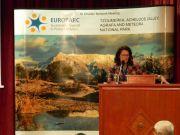 Η Εκτελεστική Διευθύντρια της EUROPARC Κα Carol Ritchie