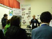 Η εξαιρετική Janet Hunter στην παρουσίασή της στο πλαίσιο του Εργαστηρίου